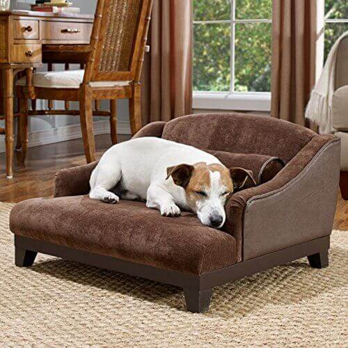 Review Of Enchanted Home Pet Madison Velvet Pet Sofa ...