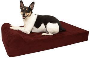 4 Big Barker Mini Pillow Top Orthopedic Dog Bed with Headrest Review