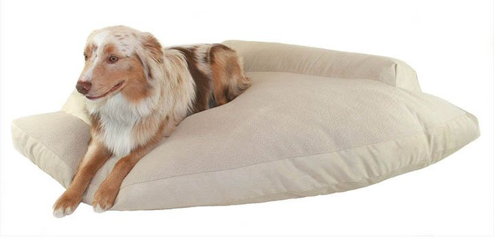 fancy dog beds