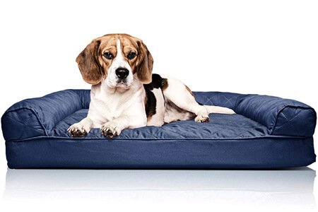 FurHaven Pet Dog Bed – Available in Multiple Colors & Styles