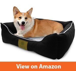 American Kennel Club Self-Heating Solid Pet Bed