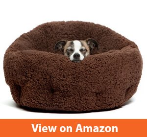 Best Friends by Sheri OrthoComfort Self-Warming Dog Bed Cushion