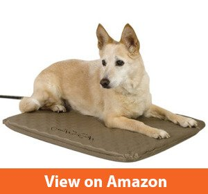 K&H Manufacturing Lectro-Soft Outdoor Heated Dog Bed