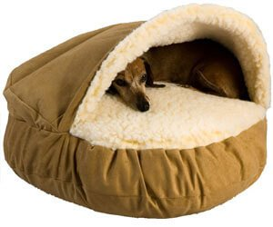 Best Dog Bed Cave