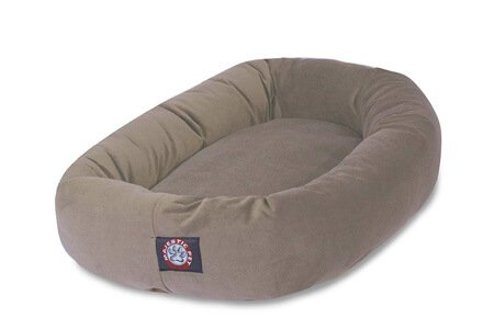 Majestic Pet Suede Dog Bed Products – Perfect for Labrador retriever