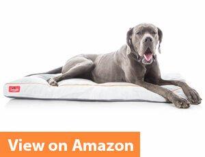 Memory Foam Dog Bed for German Shepherds