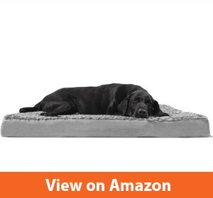Furhaven Pet Dog Bed Mattress Pet Bed for Dogs & Cats - Available in Multiple Colors & Styles