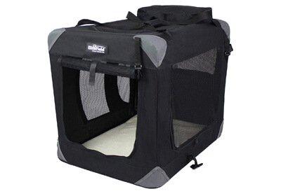 EliteField 3 Door Folding Soft Dog Crate