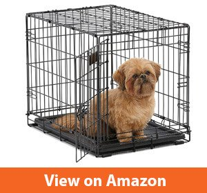 MidWest Homes for Pets Dog Crate Single door