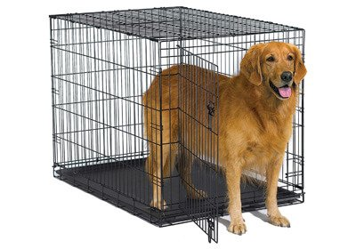 New World Folding Dog Crate