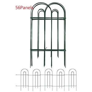 Amagabeli 32in x 80ft Decorative Garden Fence