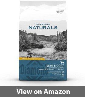Diamond Naturals Skin & Coat Real Meat Recipe Dry Dog Food
