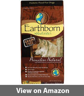 Earthborn Holistic Primitive Natural Grain-Free Dry Dog Food