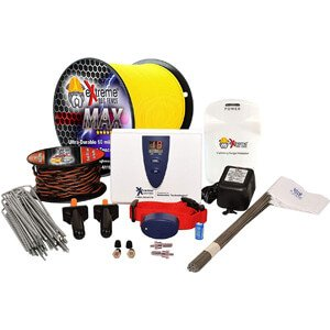 Extreme Dog Fence Max Grade Ultimate Performance Electric Dog Fence System