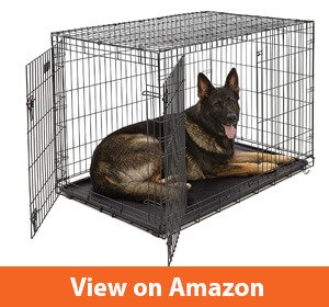 MidWest Homes for Pets Dog Crate – English & French Bulldog