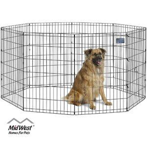 MidWest Homes for Pets Exercise Pen for Pets