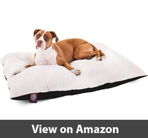 Poly-Cotton Sherpa – Best large dog bed for Border collie