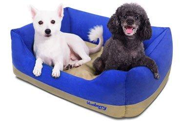 Blueberry Pet Heavy Duty Pet Bed
