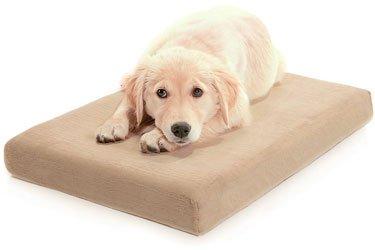Milliard Premium Orthopedic Memory Foam Dog Bed
